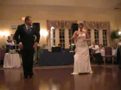 AWESOME Father Daughter Wedding Dance