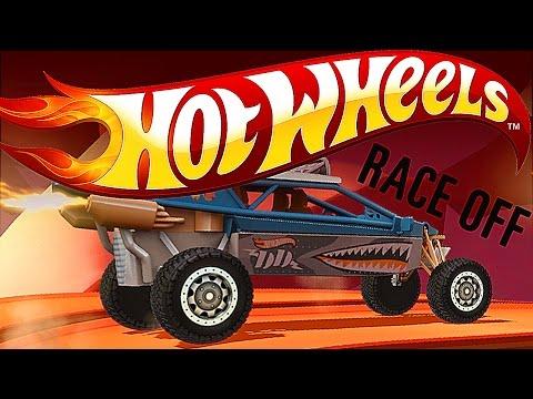 Hot Wheels: Race Off - Обзор - Игра на андроид