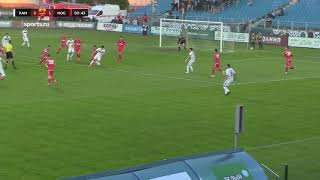 Саммари матча «КАМАЗ» 4:1 «Носта»