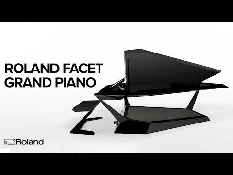 Roland made the Cybertruck of grand pianos