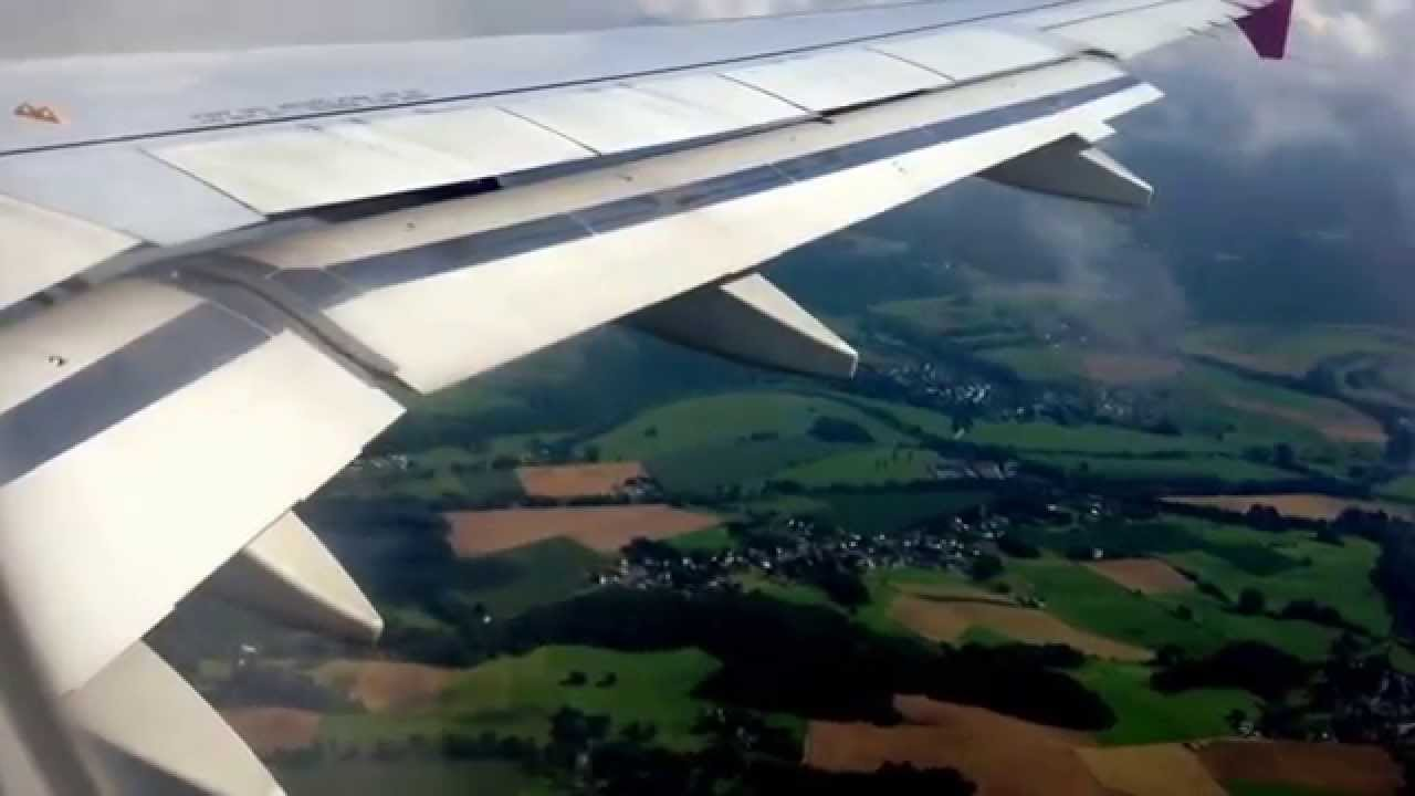 Anflug Köln