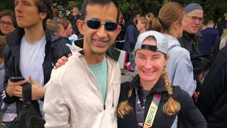 Inova Honors Dinner: After Brain Aneurysm Brooke Is Back Running