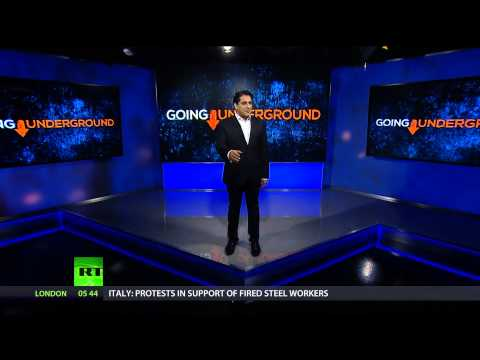 Going Underground: British public not interested in fighting America's wars - Ken Livingstone