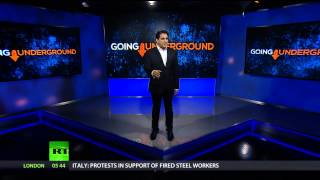 Going Underground: British public not interested in fighting America