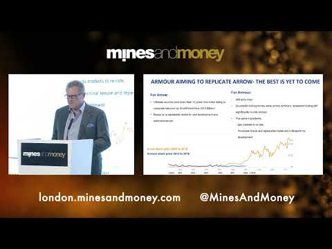 Mines And Money London - DGR Global