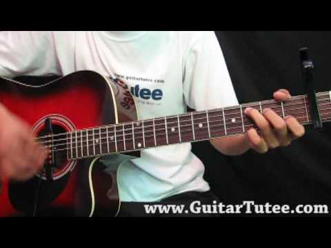 Coldplay - Sparks, by www.GuitarTutee.com - YouTube