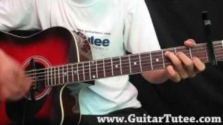 Coldplay - Sparks, by www.GuitarTutee.com