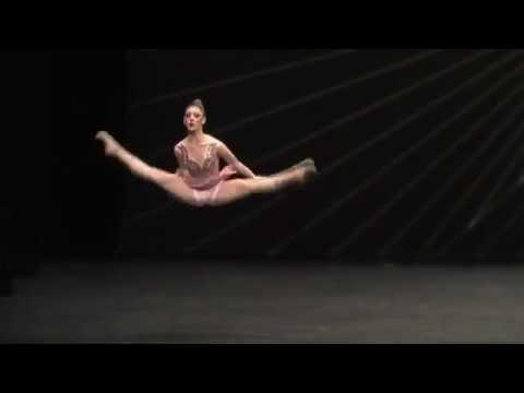 Alessia Mallozzi Lyrical Solo Gravity Age 13 Bedazzled Dance