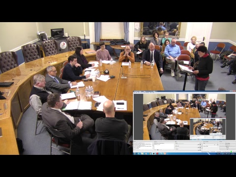 City of Plattsburgh, NY Meeting  1-16-19