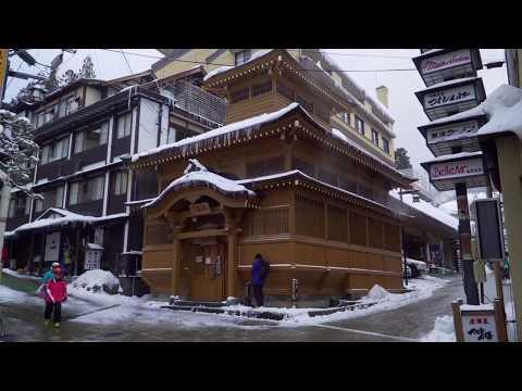 Orientation and Tour - Nozawa Onsen Village