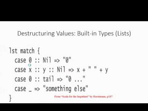 Unapply and Regular Expressions in Scala