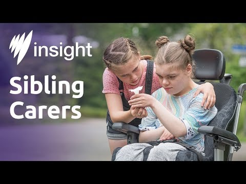 What's it like growing up with a sibling with a disability?