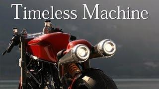 Cafe Racer (Ducati 1000 SS by Lazareth Auto Moto)