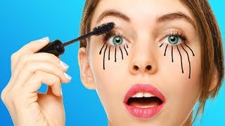 15 MAKEUP TRICKS FOR LAZY GIRLS TO LOOK GORGEOUS