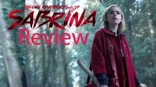 Chilling Adventures of Sabrina Review (Netflix Original Series)