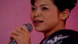 """Japanese Enka song by Ishihara Junko """"Usuzumi Zakura"""""""