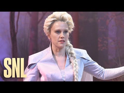 SNL's Frozen 2 deleted scenes say all the quiet parts out loud