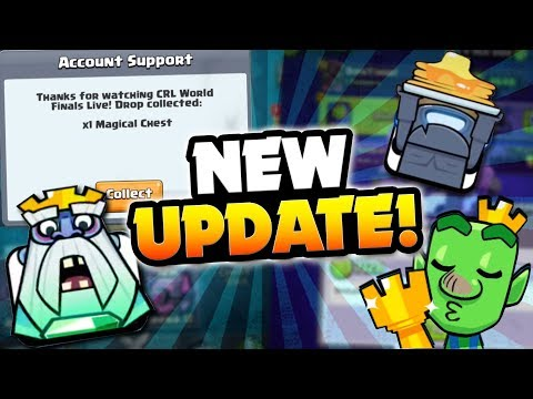 HOW TO GET NEW EMOTES & MY FIRST GLOBAL TOURNAMENT! | Clash Royale | NEW UPDATE!