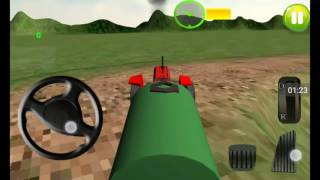 Tractor Water Transporter 3D
