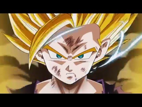Dragon Ball Z(AMV) - Lets Get This Started Again
