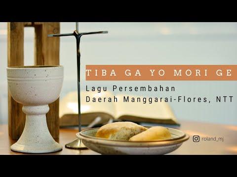 Tiba Ga, Yo Mori Ge-- Youth St.Theresia Choir