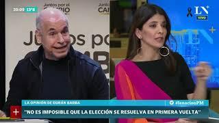 Claudio Jacquelin: Macri y Pichetto lanzaron la campaña en Parque Norte