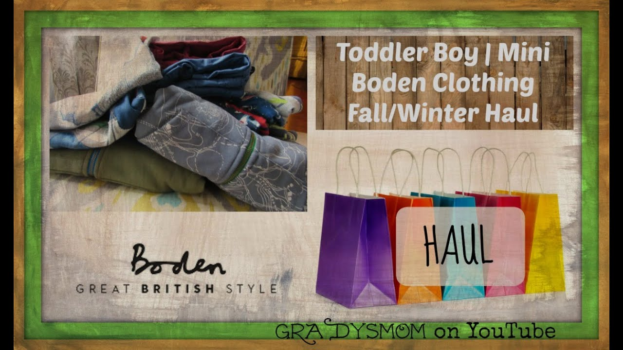 Mini boden boy clothing haul fall winter items all on for Mini boden sale deutschland