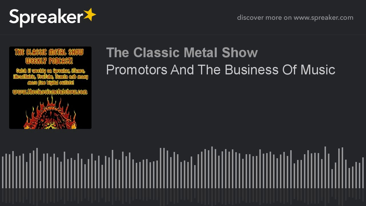 Promoters And The Business Of Music