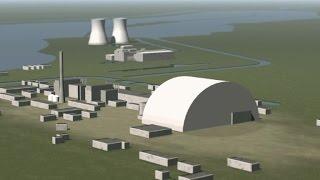La nouvelle enceinte de confinement de Tchernobyl