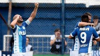 Gimnasia perdió 3 a 0 con Racing en el Bosque