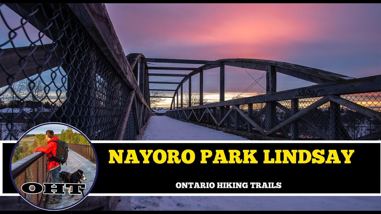 Download Nayoro Park Bridge In Lindsay Ontario City Of Kawartha Lakes
