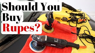 EXPENSIVE Polishers Are Not Always THE BEST Polishers | Which is right for you?