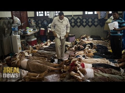 Egyptian Military Creating Conditions for Dictatorship
