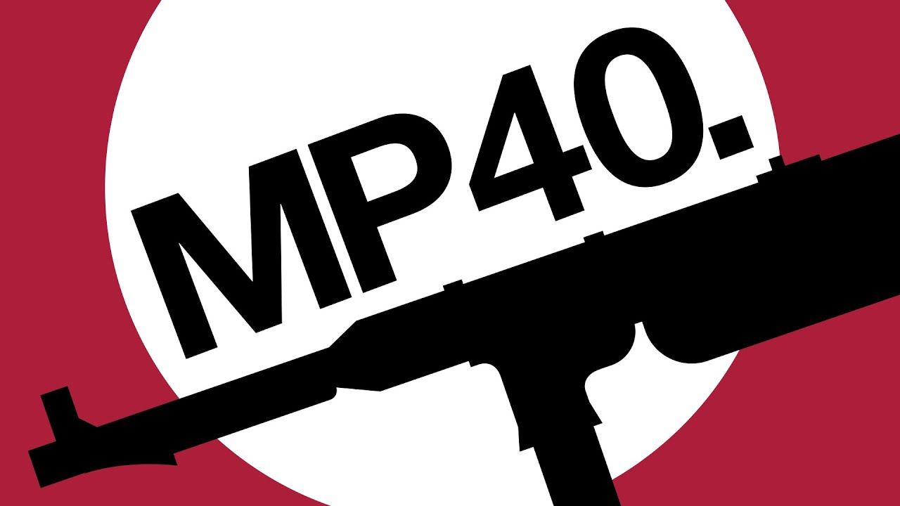 Learn about the Real and Virtual Histories of the MP40 Submachine Gun