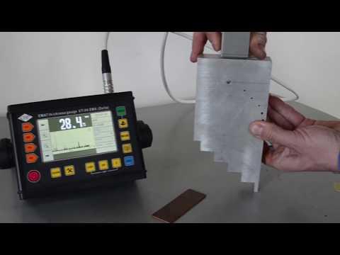 EMAT thickness gauge