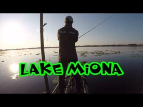 A Day At Lake Miona! BASS FISHING!