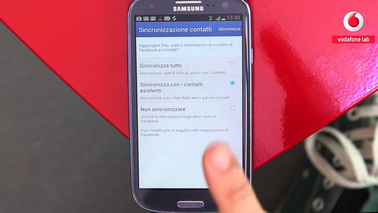 Come Faccio A Configurare Facebook Su Un Samsung Galaxy S Iii