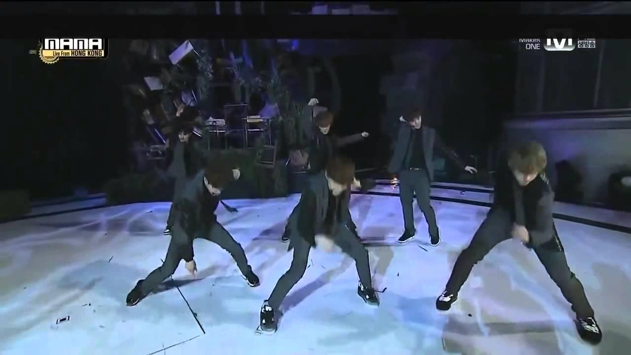 EXO Performances FULL @MAMA 2013 131122