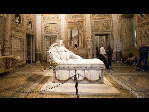 Borghese Gallery - Rome, Italy
