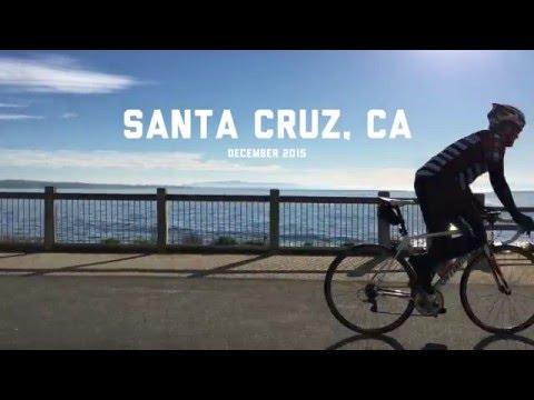 Santa Cruz Surf Christmas