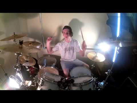 A Day To Remember - Naivety (NEW 2016!) Drum Cover (HD)