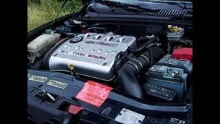 Alfa Romeo 156 2.0 Twin Spark Stock Engine Sound