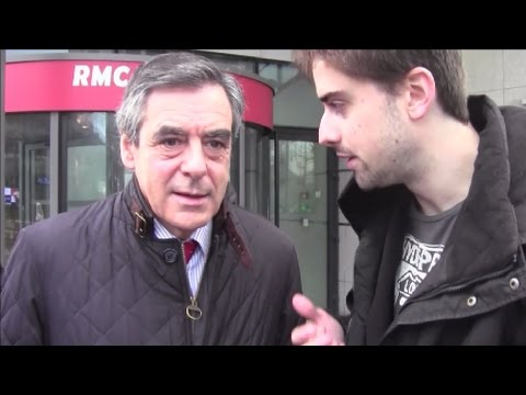 Interview François Fillon (Primaire Républicains)
