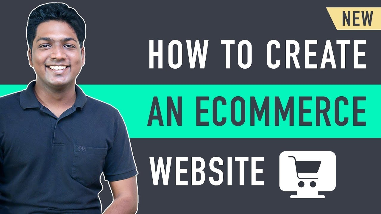 How to Make an E-Commerce Website (new)