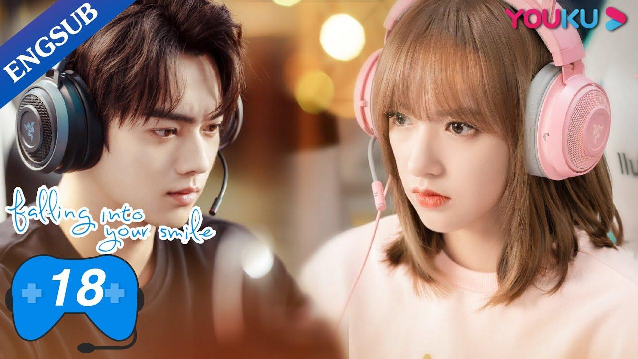 Download [Falling Into Your Smile] EP18   E-Sports Romance Drama   Xu Kai/Cheng Xiao/Zhai Xiaowen   YOUKU