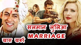 Iulia Vantur करना चाहती है Salman से शादी   Tiger Zinda Hai बनी Salman Khan Highest Grosser फिल्म