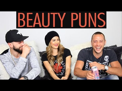 Beauty puns with Boushy!