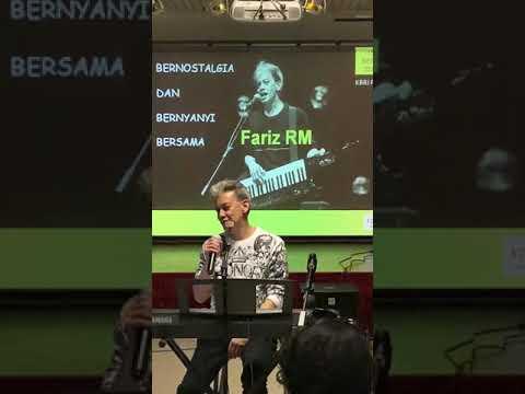 Hasrat & Cinta By Fariz RM, 15 Sept 2019