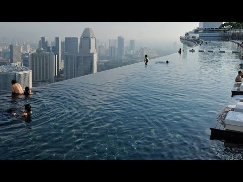 10 бассейнов, на которые очень приятно даже просто смотреть, даже на фото