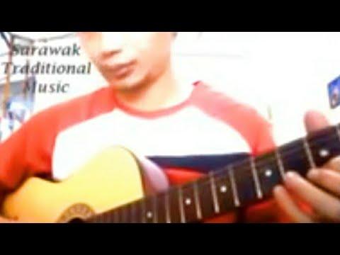 Sarawak Traditional Music - Sape' (Guitar Cover)